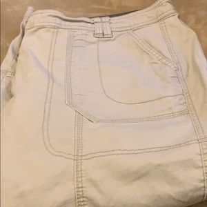 Gently used Utility Type Capris